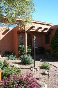 Pueblo Revival Eldorado Home